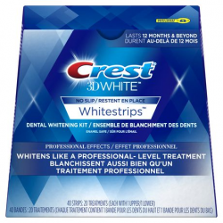 Crest 3D White Luxe Professional Effects Whitestrips