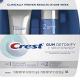 Crest Gum Detoxify + Whitening Паста за зъби в две стъпки
