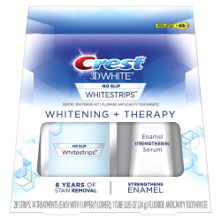 Избелващи ленти Crest 3D White Whitestrips Whitening + Therapy