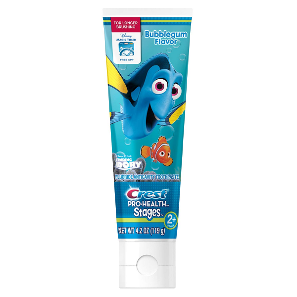 Детска паста за зъби Crest Pro-Health Stages Finding Dory