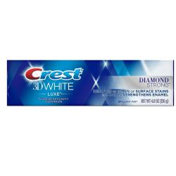 Избелваща паста Crest 3D Diamond Strong 99гр