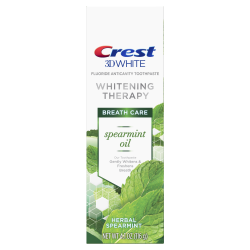 Избелваща паста Crest 3D White Whitening Therapy – Spearmint Oil