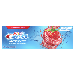 Детска паста Crest Kids Cavity Protection
