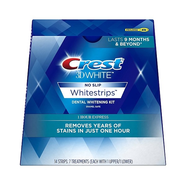 Cres 3D White No slip 1 Hour Express