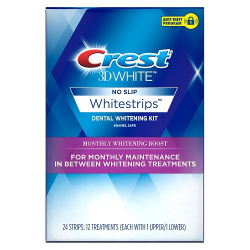 Crest 3D White 5 minute Touch Up Whitestrips